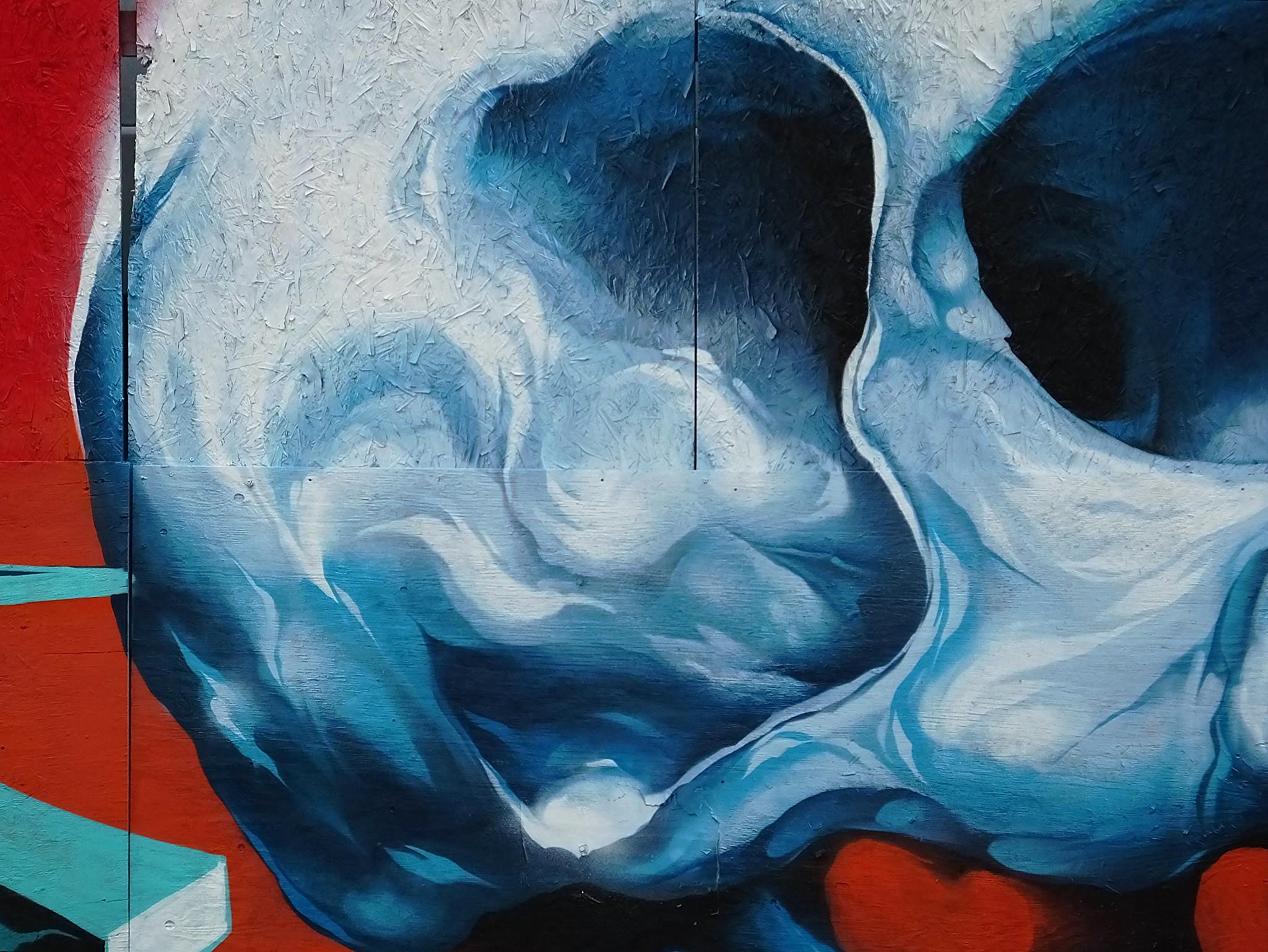 Cardiff street art