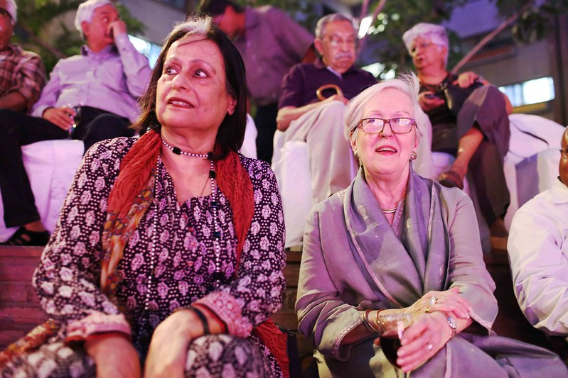 Netherfield Ball – An Embarrassing Flop Show at Tavleen Singh's Book Launch, India Habitat Center