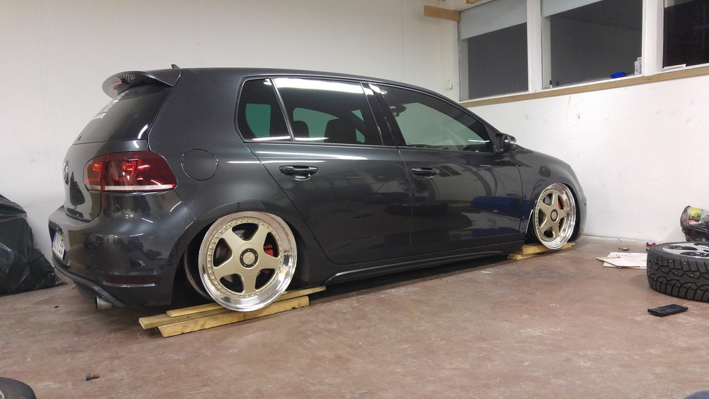 MixuJoo: EX GTI Golf mk4 bagged // Now mk6 GTI bagged - Sivu 18 26041819056_3d2f5cd35f_b