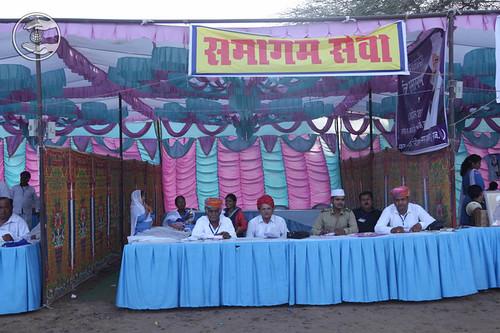Pavilion in Samagam Ground