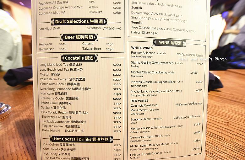 台中牛排美國牛排菜單menu價位 11