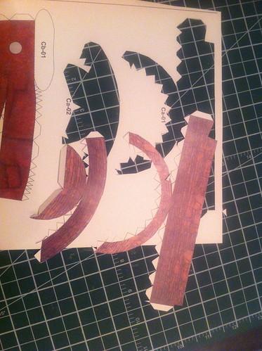 Howls Castle Papercraft