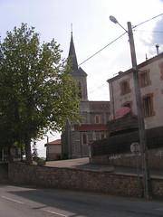 20080514 22891a 0904 Jakobus Bussy Albieux Kirche Straße - Photo of Saint-Sixte