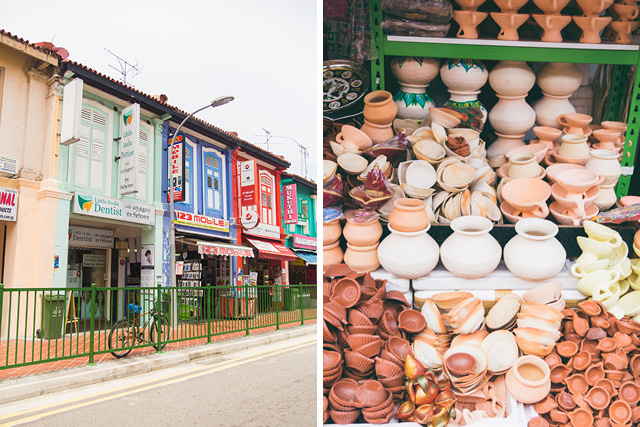 visiting Little India Singapore