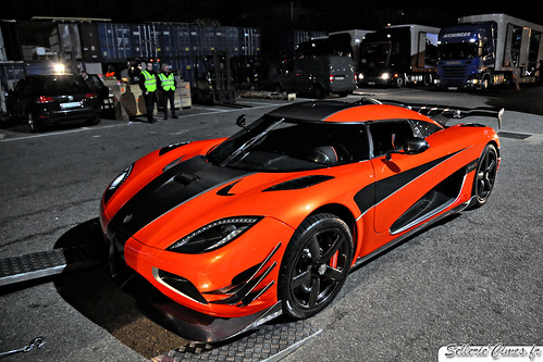 "Koenigsegg Agera ""One Of 1"""