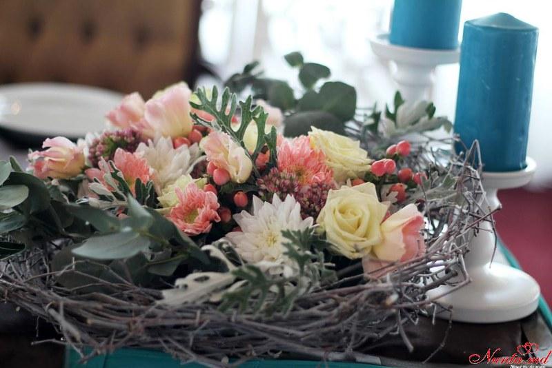 Tatiana Decor- Мы сделаем Ваш праздник Красивым! > Фото из галереи `10. Небесная свадьба`