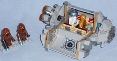 Lego 75136 - Droid Escape Pod