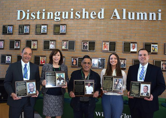 Distinguished Alumni Day 2016