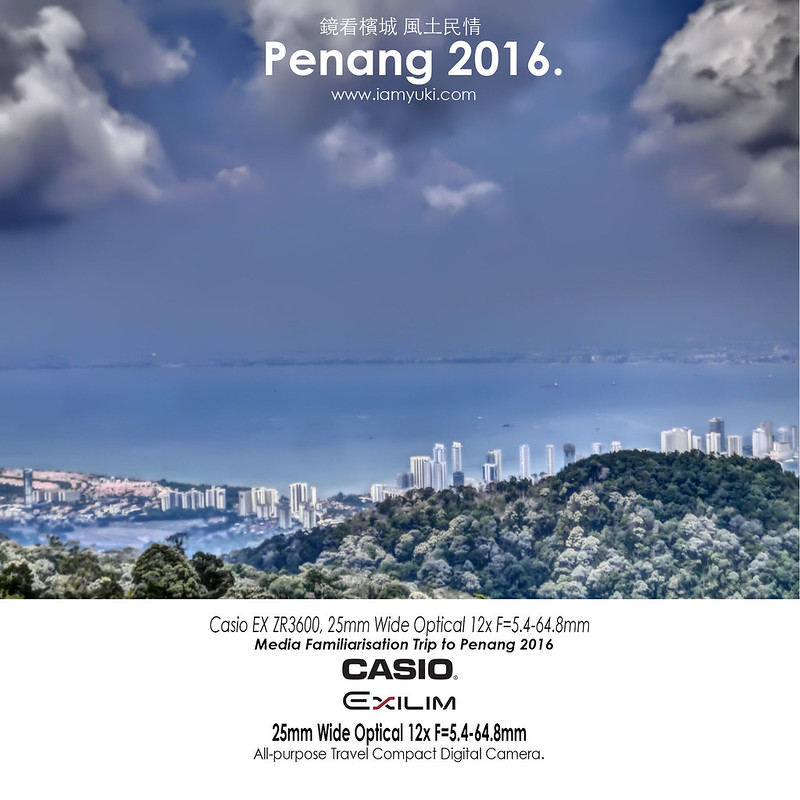 casio artwork_penang hill_sky