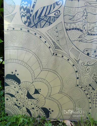 quadro zentangle 2