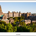 Glasgow Cathedral And Royal Infirmary by flatfoot471