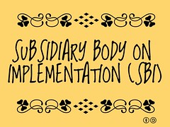 Subsidiary Body on Implementation #SBI1