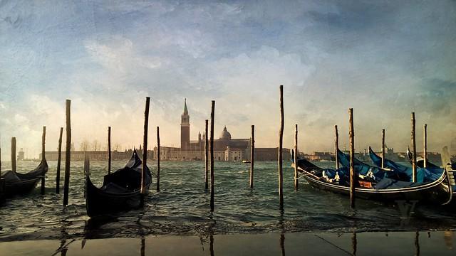 07:48:16 sunrise over San Giorgio Maggiore, Venice
