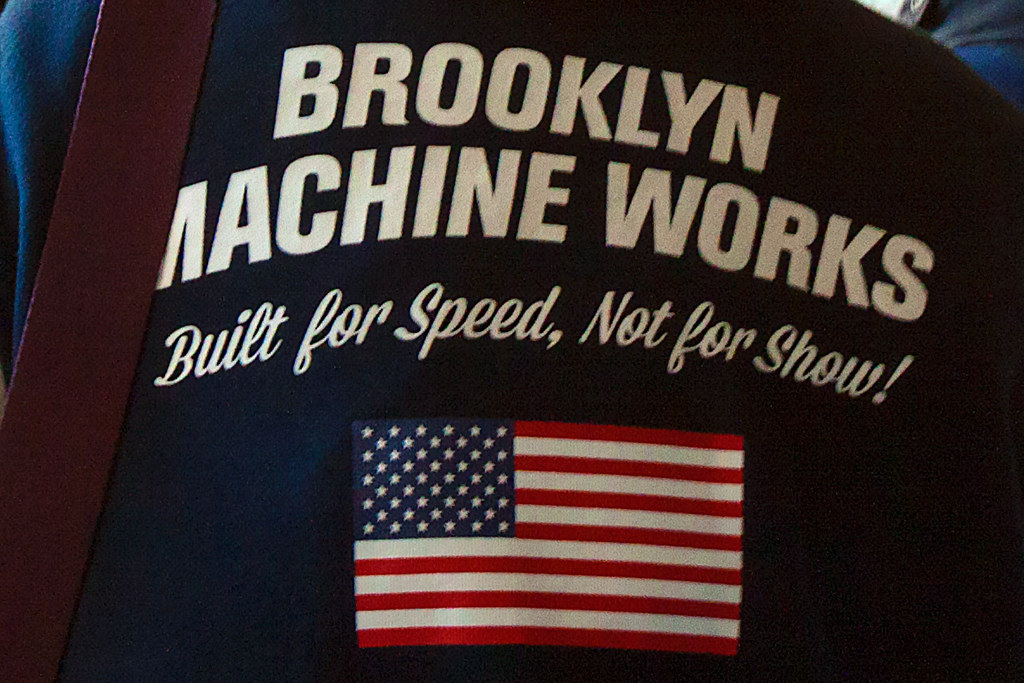BROOKLYN MACHINE WORKS--Istanbul (detail)