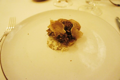 5th Course: Hen of the Woods Mushroom