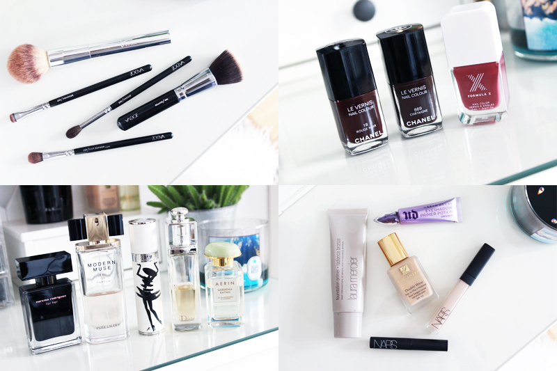 Favourites Of 2015: Brushes, Nail Polish, Fragrance & Base Makeup