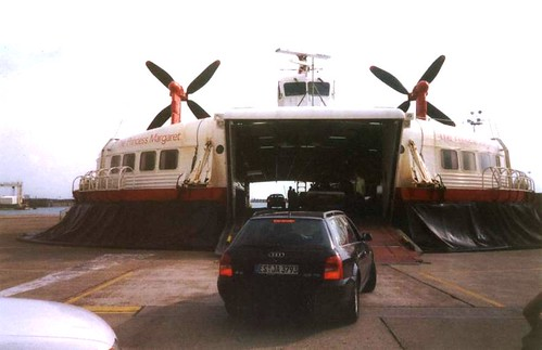 Hovercraft - Car Door