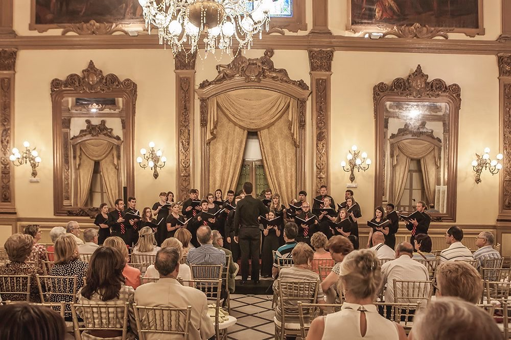 Western Kentucky University Chorale 2015 Concert Tour of Spain