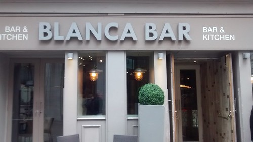 Blanca Bar London Jan 16 (1)