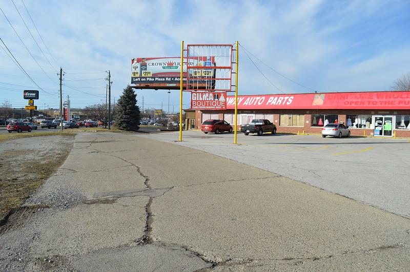 Abandoned Lafayette Road