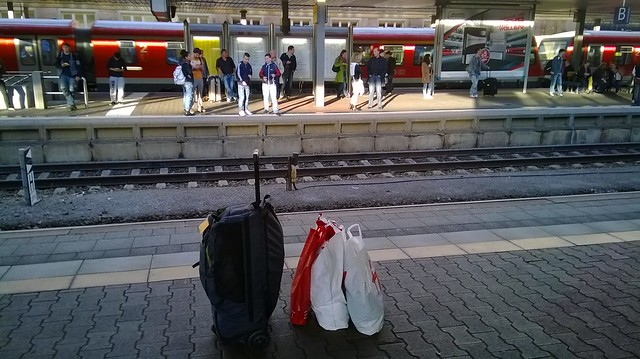 mannheim rail tracks