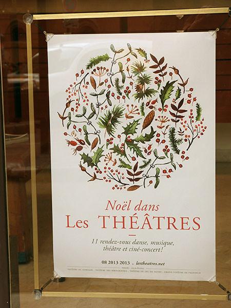 Noël dans les théâtres