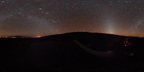 hawaii hilo thebigisland maunakea zodiacallight equirectangular counterglow sunsettour gegenschein maunaloaobservatory