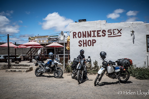 Ronnie's Sex Shop on Route 62