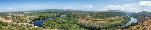 panorama landscape nikon pano explore d750 catalunya ebro castelldemiravet tamronsp2470mmf28divcusd nikond750