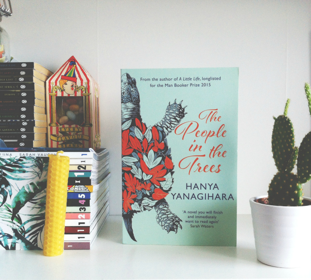 uk book blog vivatramp the people in the trees hanya yanagahara