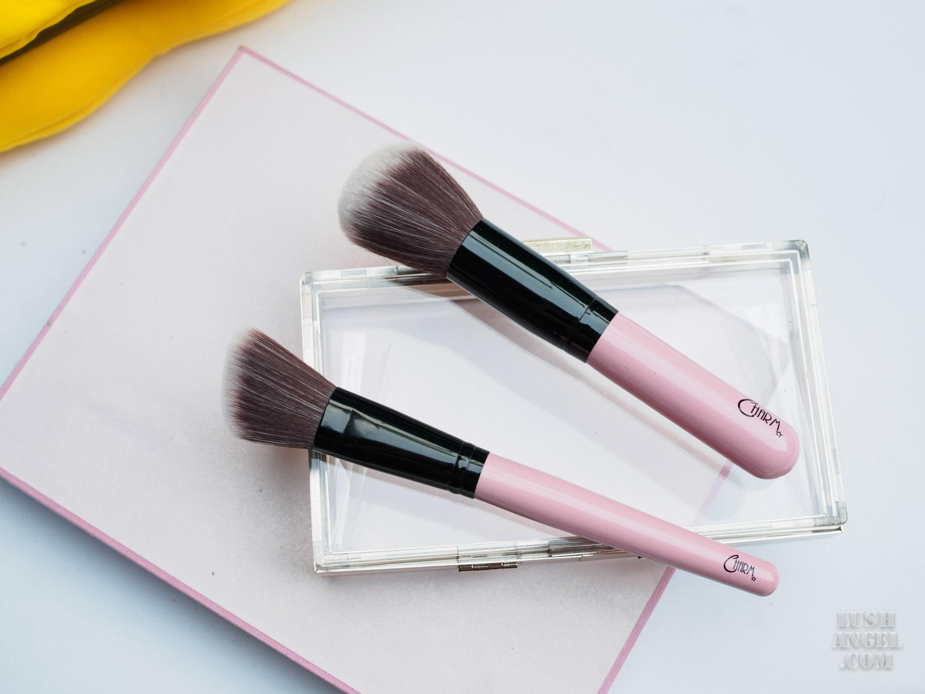 charm-brushes