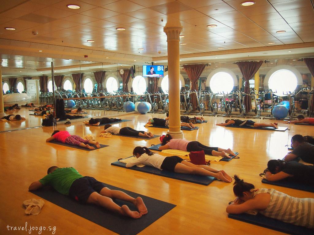 Spa & Fitness - travel.joogo.sg
