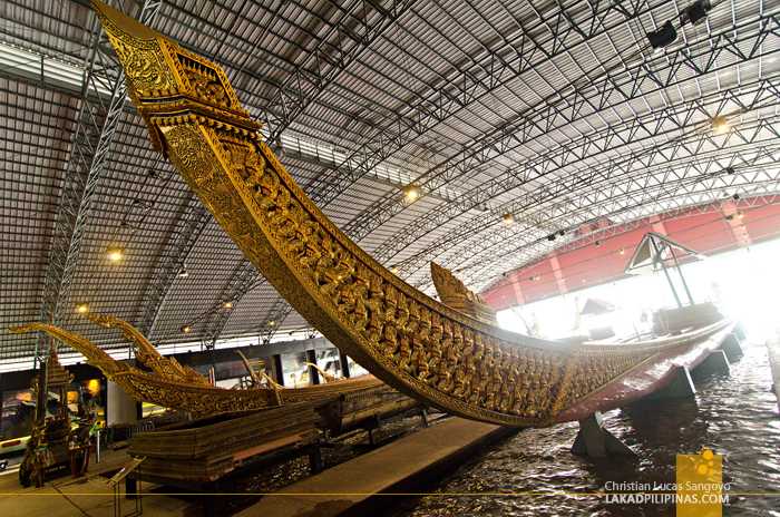 Chao Phraya River Tour Royal Barge Museum