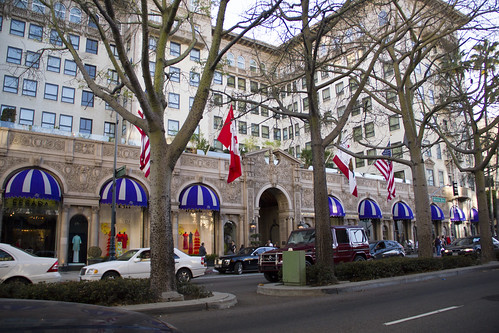 103 Wilshire hotel
