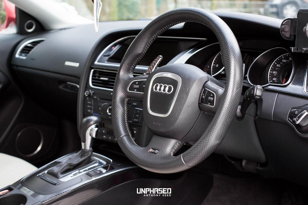 Dan's Audi A5 TDI Sport