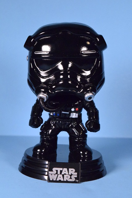 Funko Pop! TIE Fighter Pilot bobble-head (Smuggler's Bounty exclusive)