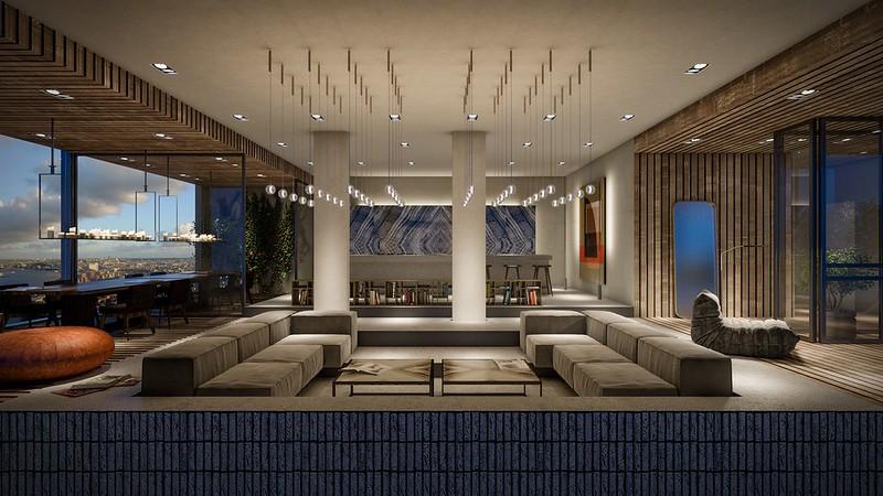 Мега-пентхаус в Амстердаме: стоимость €16 млн