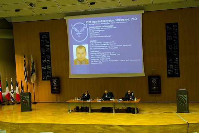 Ολοκλήρωση Εργασιών 4oυ Συνεδρίου Αεροπορικής Ισχύος
