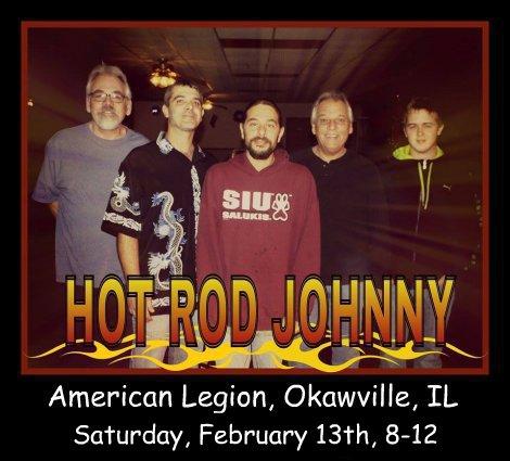Hot Rod Johnny 2-13-16