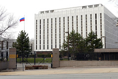 Russian embassy in the United States - Washington
