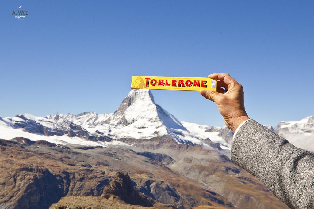 Logo of Toblerone