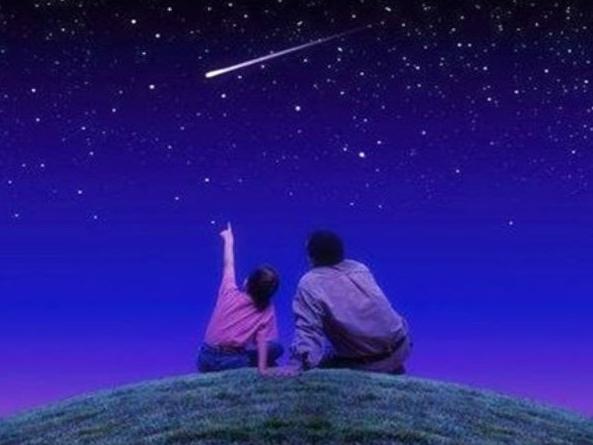 passeggiata tra le stelle