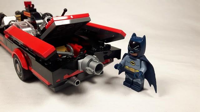 Review: 76052 Batcave, part 2 | Brickset: LEGO set guide and database