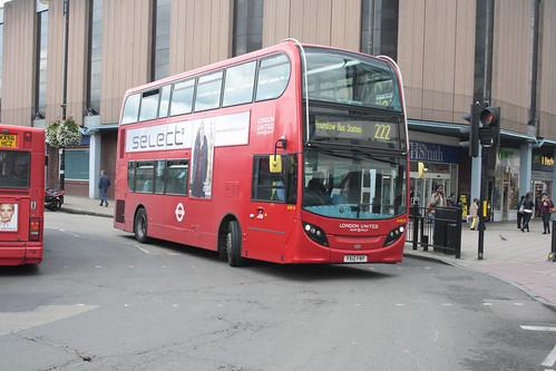 London United ADE16 YX12FNY
