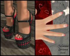 Hearts and Heels