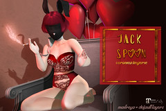 Jack Spoon - Veronica set