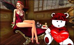 Valentine Day's Angel