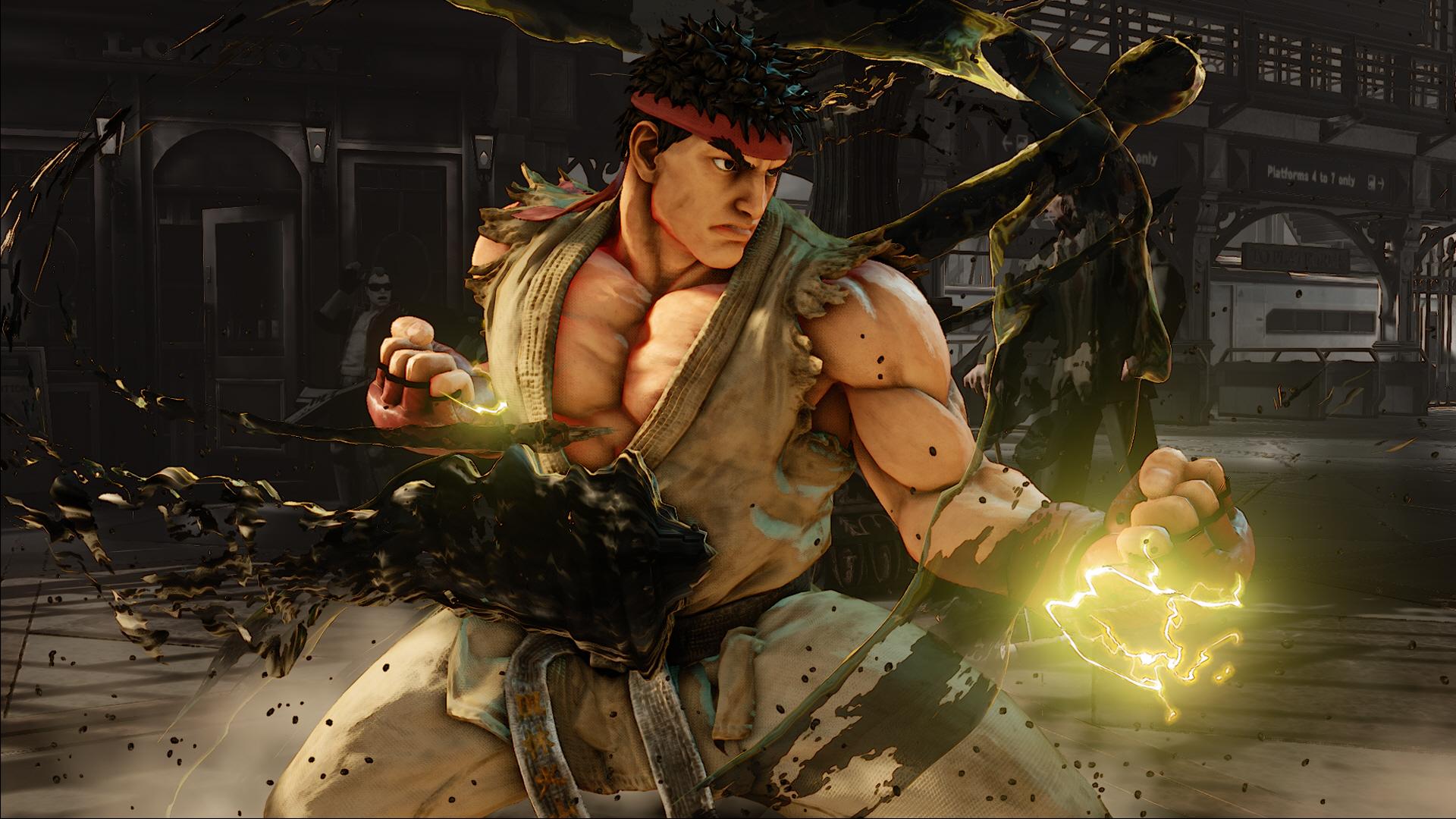 01 Ryu Vtrigger