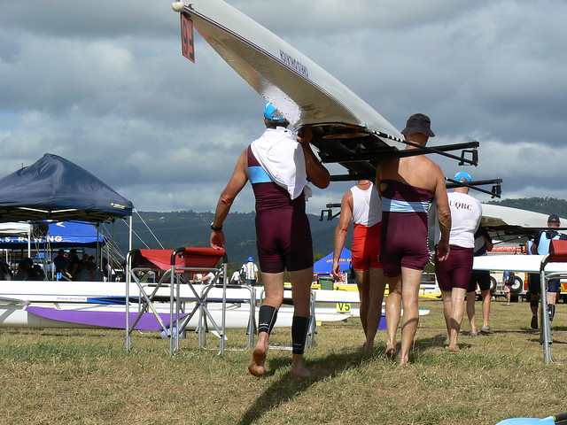 Urban Rowing regatta