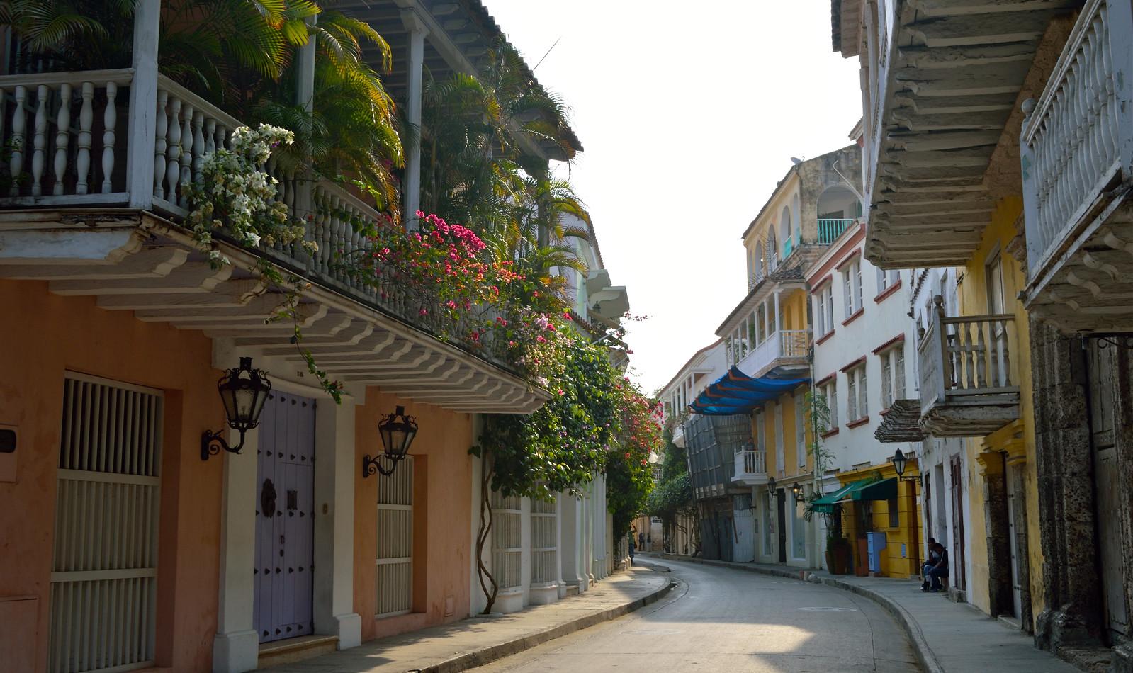 Calle de las Damas